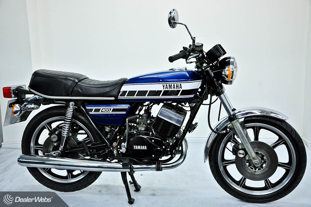 Yamaha rd400 for sale in oldham lancashire for Yamaha 400cc motorcycle