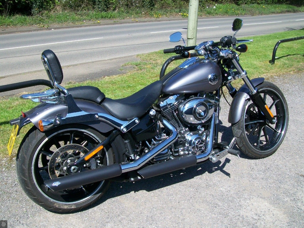 Used Harley Davidson Breakout For Sale Uk
