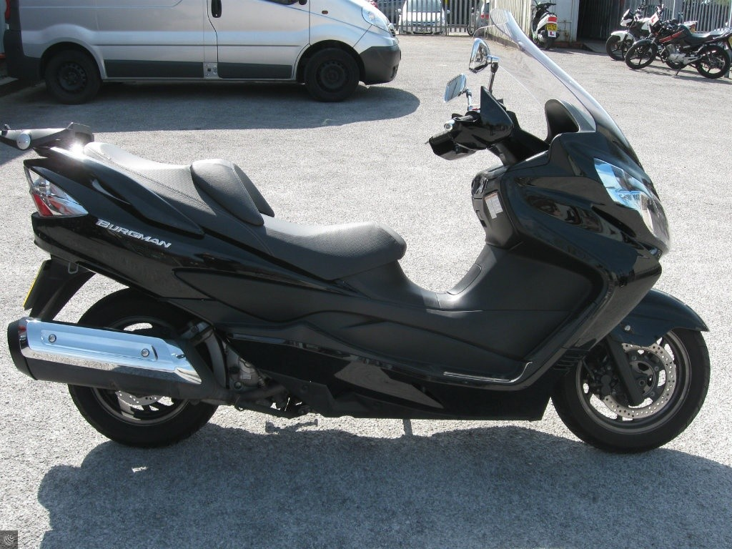 Used Suzuki Burgman For Sale Uk