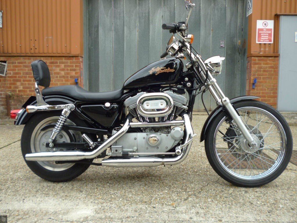 Harley Davidson Sportster Xl53c For Sale In Wokingham