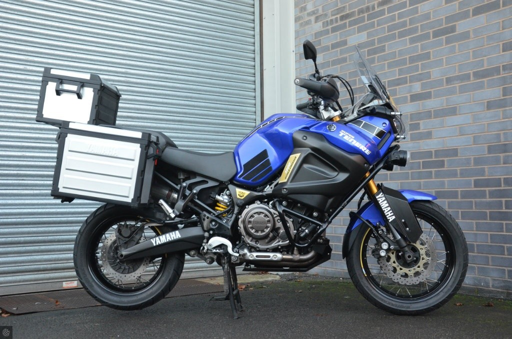 yamaha xt1200z super tenere for sale in bedworth warwickshire
